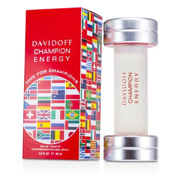 Davidoff Champion Energy Eau De Toilette Spray (International Edition)  90ml/3oz
