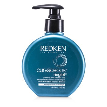 Redken Curvaceous Ringlet Perfecting Lotion (For Elastic Curls)  180ml/6oz