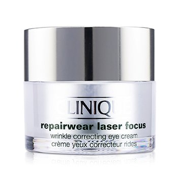 Clinique Repairwear Laser Focus Wrinkle Correcting Eye Cream  15ml/0.5oz