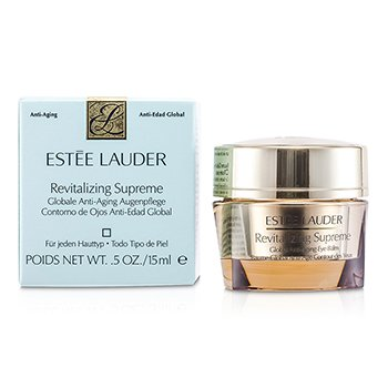 Estée Lauder Creme p/ os olhos Revitalizing Supreme Global Anti-Aging Eye Balm Y81E  15ml/0.5oz