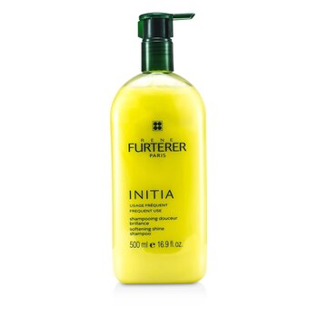 Rene Furterer Initia Softening Shine Shampoo (Frequent Use)  500ml/16.9oz