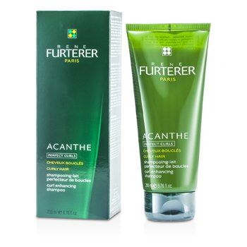 Rene Furterer Acanthe Curl Enhancing Shampoo (For Curly Hair)  200ml/6.76oz