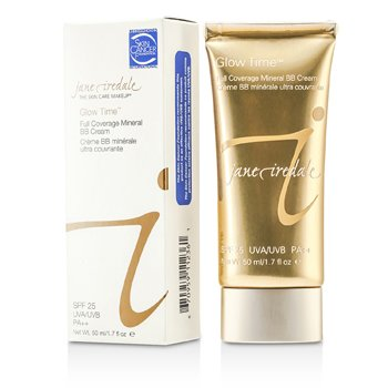 Jane Iredale Glow Time Full Coverage Mineral BB Cream SPF 25 - BB9  50ml/1.7oz
