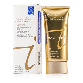 Jane Iredale Glow Time Crema BB Mineral Cobertura Total SPF 25 - BB11  50ml/1.7oz