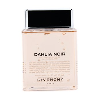 Givenchy Dahlia Noir Perfuming Bath Gel  200ml/6.7oz
