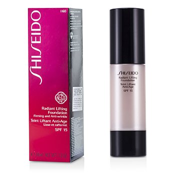 Shiseido Base Radiant Lifting Foundation SPF 15 - # I60 Natural Deep Ivory  30ml/1.2oz