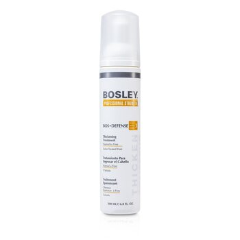 Bosley Professional Strength Bos Defense Tratamiento Densificante (Para Cabello Normal-Fino con Color)  200ml/6.8oz