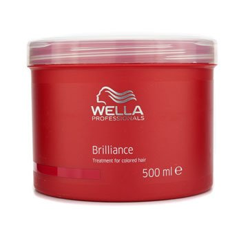 וולה Brilliance טיפול לשיער  (לשיער צבוע)  500ml/17oz