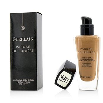 Guerlain Parure De Lumiere Light Diffusing Fluid Foundation SPF 25 - # 05 Beige Fonce  30ml/1oz