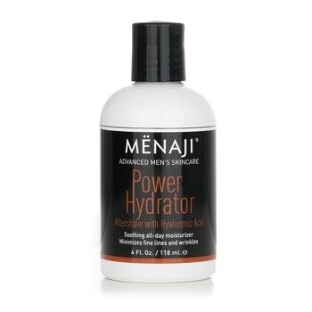 Menaji Loção pós barba Power Hydrator Aftershave  118ml/4oz