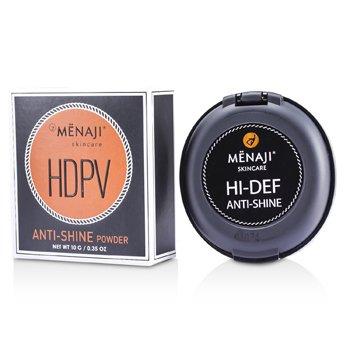 מנאז'י HDPV Anti-Shine Powder - L (Light)- פודרה אנטי-ברק  10g/0.35oz