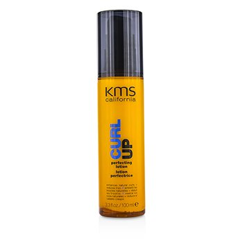 KMS California Krem do loków Curl Up Perfecting Lotion  100ml/3.3oz