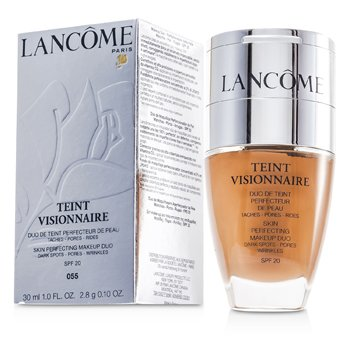 Lancome Teint Visionnaire Skin Perfecting Make Up Duo SPF 20 - # 055 Beige Ideal  30ml+2.8g