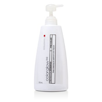 Goldwell Color Glow IQ Champú Pre-Color Preparación  750ml/25oz