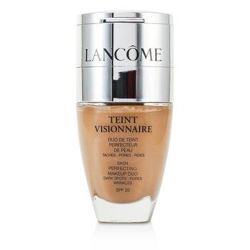 Lancôme Duo de base de maquiagem Teint Visionnaire Skin Perfecting Make Up Duo SPF 20 - # 01 Beige Albatre  30ml+2.8g