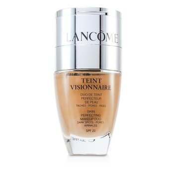 Lancome Teint Visionnaire Skin Perfecting Make Up Duo SPF 20 - # 04 Beige Nature  30ml+2.8g