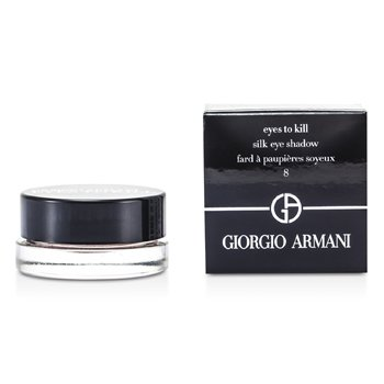 Giorgio Armani Eyes To Kill Silk Eye Shadow - # 08  4g/0.14oz