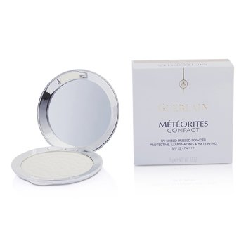 Guerlain Meteorites Compact UV Shield Pressed Powder SPF 35 - # 00 Blanc De Perle  5g/0.17oz