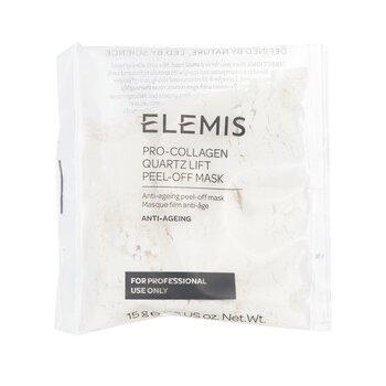Elemis Pro-Collagen Quartz Lift Peel Off Mask (Salon Product)  10x15g/0.5oz