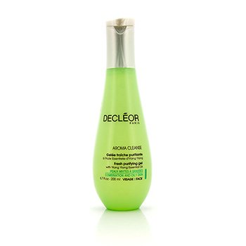 Decleor Aroma Cleanse Fresh Purifying Gel (Combination & Oily Skin)  200ml/6.7oz