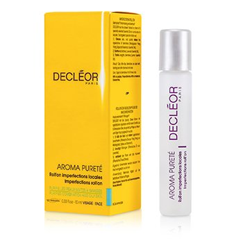 Decleor Aroma Pure Ujevnheter Roll-on (kombinert & oljet hud)  10ml/0.33oz