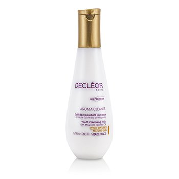 Decleor Aroma Cleanse Youth Cleansing Milk (Mature Skin)  200ml/6.7oz