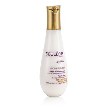 Decleor Lo��o de limpeza Aroma Cleanse Youth Lotion (Pele madura)  200ml/6.7oz
