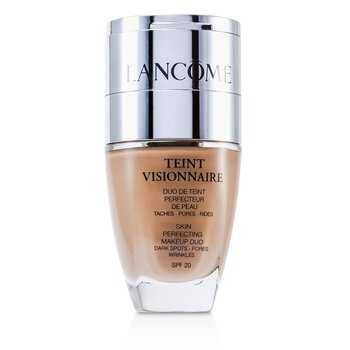 Lancome Teint Visionnaire Skin Perfecting Maquillaje Duo SPF 20 - # 010 Beige Porcelaine  30ml+2.8g