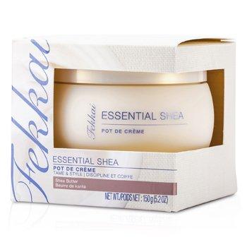 Frederic Fekkai Essential Shea Pot De Creme - Crema Moldeadora  150g/5.2oz