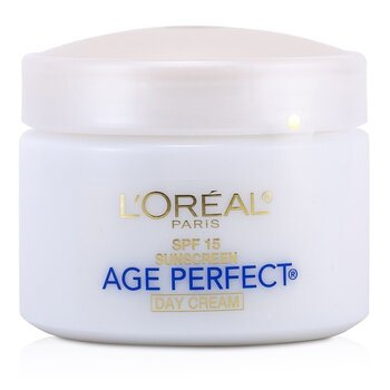 L'Oreal Skin Expertise Age Perfect مرطب SPF 15 (للبشرة الناضجة)   70g/2.5oz