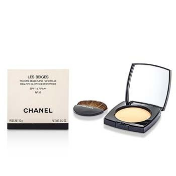 Chanel Les Beiges Healthy Glow Sheer Powder SPF 15 - No. 30  12g/0.4oz
