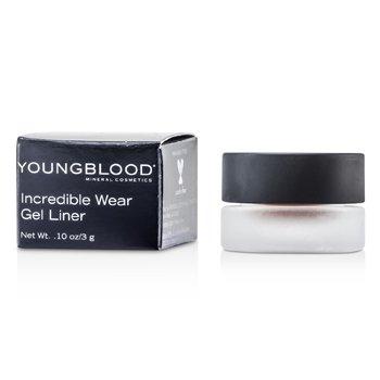 Youngblood Dlhotrvajúce gélové linky – Sienna  3g/0.1oz