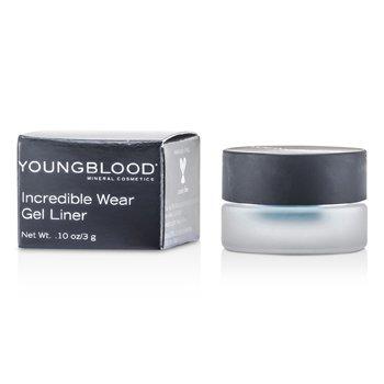 Youngblood Dlhotrvajúce gélové linky – Lagoon  3g/0.1oz