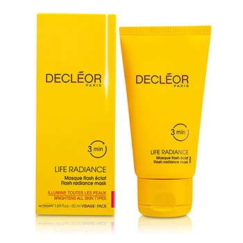 Decleor Life Radiance Flash ماسك الإشراقة   50ml/1.69oz