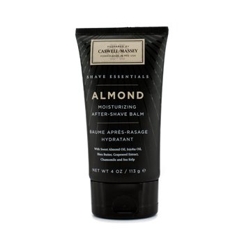 Caswell Massey Almond Moisturizing After-Shave Balm  113g/4oz
