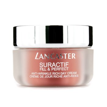 Lancaster Suractif Fill & Perfect Crema Enriquecida Día Anti-Arrugas  50ml/1.7oz