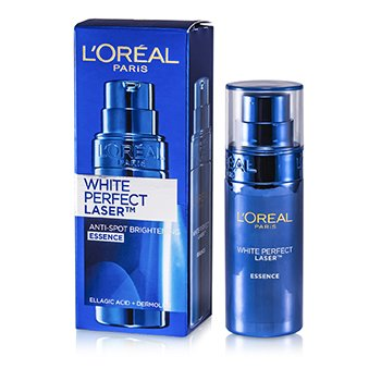 L'Oreal Dermo-Expertise White Perfect Laser Esencia Blanqueadora  30ml/1oz