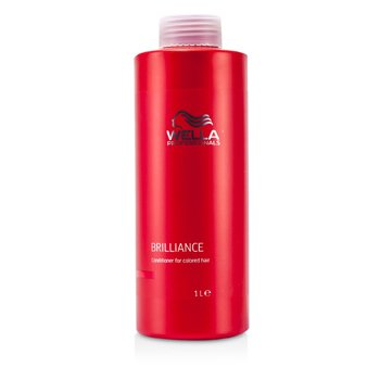Wella Brilliance Conditioner (värvitud juustele)  1000ml/33.8oz