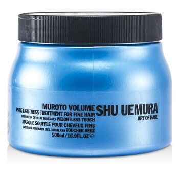 Shu Uemura Muroto Volume Pure Lightness Treatment (For Fine Hair)  500ml/16.9oz