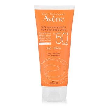 Avene Loci�n Protecci�n Muy Alta SPF 50+ (Para Piel Sensible)  100ml/3.4oz