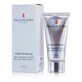 Elizabeth Arden Visible Whitening Multi Targeted Crema BB Con Escudo UV SPF30 - Shade 02  30ml/1oz