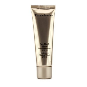 Elizabeth Arden Pure Finish Hidratante Mineral con Color SPF 15 - # 03 Medium  50ml/1.7oz