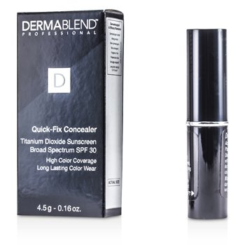 Dermablend Quick Fix Concealer Broad Spectrum SPF 30 (High Coverage, Long Lasting Color Wear) - Natural  4.5g/0.16oz