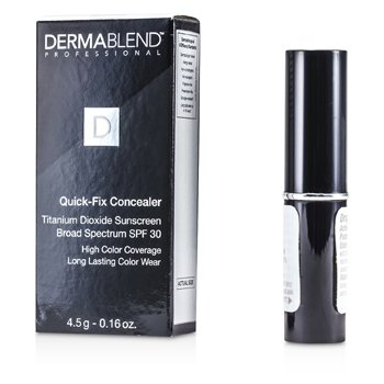 Dermablend Quick Fix Concealer Broad Spectrum SPF 30 (High Coverage, Long Lasting Color Wear) - Tan  4.5g/0.16oz