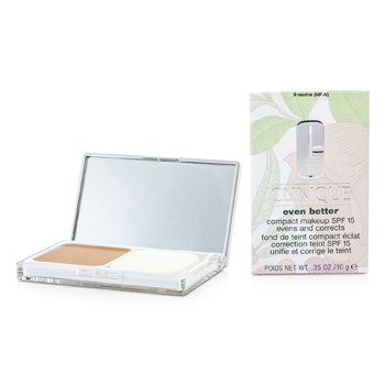 Clinique Even Better Compact Makeup SPF 15 - # 09 Neutral (MF-N)  10g/0.35oz
