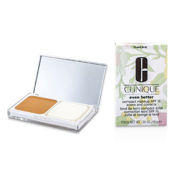 Clinique Even Better -kivimeikkipuuteri SPF 15 - # 18 Sand (M-N)  10g/0.35oz