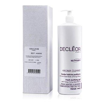 Decleor Aroma Cleanse Fresh Gel Purificante (Piel Mixta y Grasa) - Tamaño Salón  1000ml/33.8oz