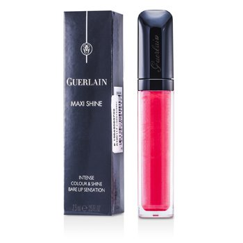 Guerlain Gloss D'enfer Maxi Shine Brillo de Labios Color & Brillo Intenso - # 440 Coral Wizz  7.5ml/0.25oz