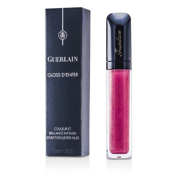 Guerlain Brilho labial D'enfer Maxi Shine Intense Cor & brilho - # 466 Dragee Bomp  7.5ml/0.25oz