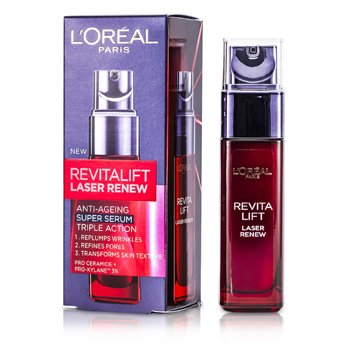 L'Oreal New Revitalift Laser Renew Anti-Ageing Super Serum  30ml/1oz